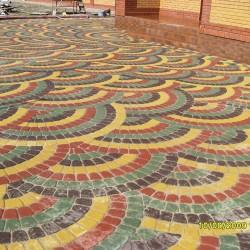 майстри будівельники з укладання тротуарної плитки