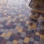 вкладання тротуарної плитки